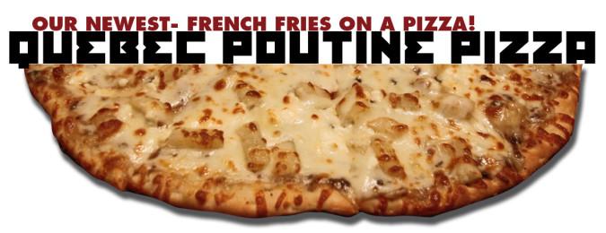 Pizza Factory Quebec Poutine Pizza photo